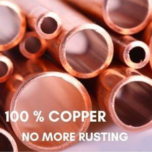 100 % Copper