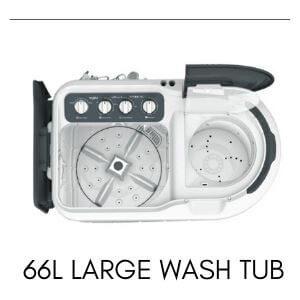 66L large wash TUB