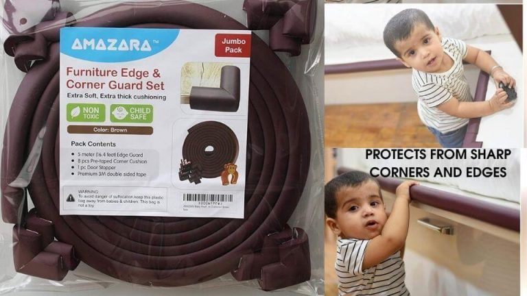 Childproofing and baby proof products- Baby Proofing Edge Corner Guards