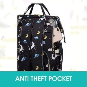 ANTI THEFT POCKET