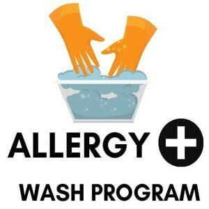 Allergy Plus Wash Program