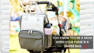 BEST DIAPER BAGS INDIA