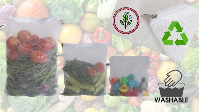 Best Storage Bags for Fruits and Vegetables
