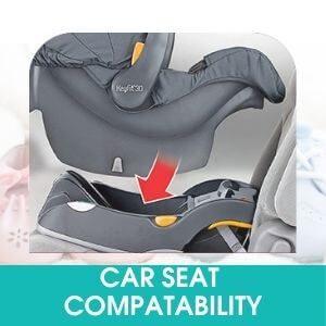 CAR SEAT COMPATABILITY