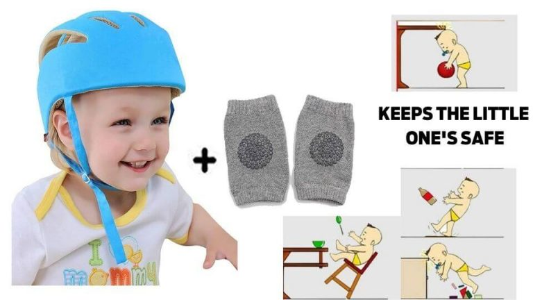 Childproofing and baby proof products- baby safety helmet