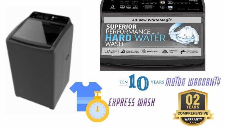 Whirlpool Whitemagic elite Washing machine