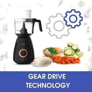 GEAR DRIVE TECHNOLOGY