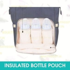 INSULATED BOTTLE POUCH