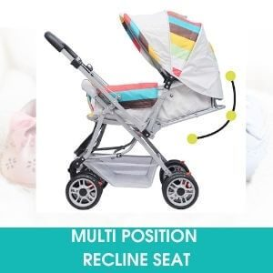 MULTI POSITION RECLINE SEAT