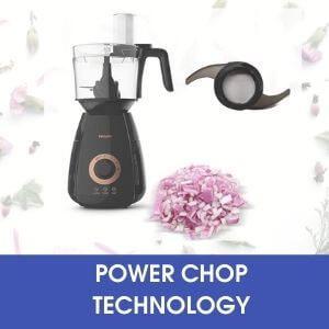 POWER CHOP TECHNOLOGY
