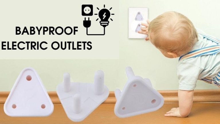 Childproofing and baby proof products- Baby Safety Electric Socket Plug Guards