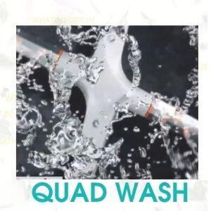 QUAD WASH