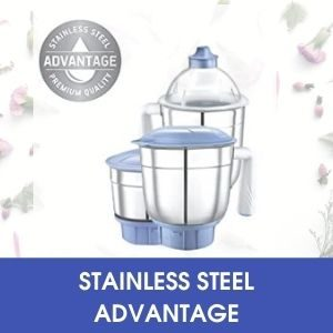 STAINLESS STEEL ADVANTAGE