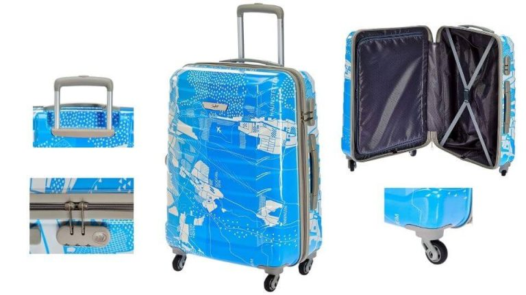 Skybags Trooper Hardsided Check-in Luggage