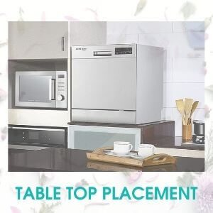 TABLE TOP PLACEMENT