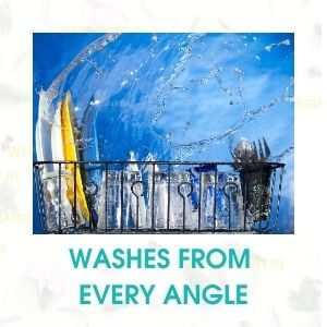 WASHES FROM EVERY ANGLE
