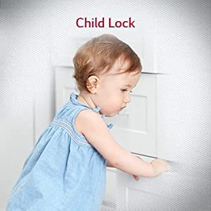 LG Top Load Washing Machine Child Lock
