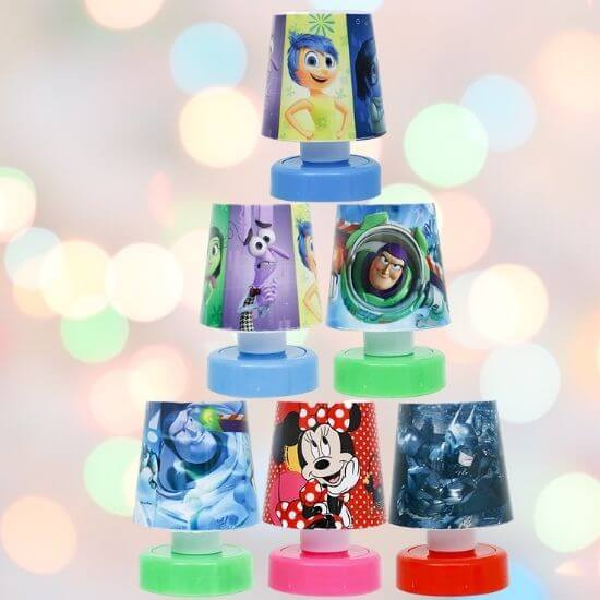 Best Gift for Kids - Cartoon Printed LED Night Lamps