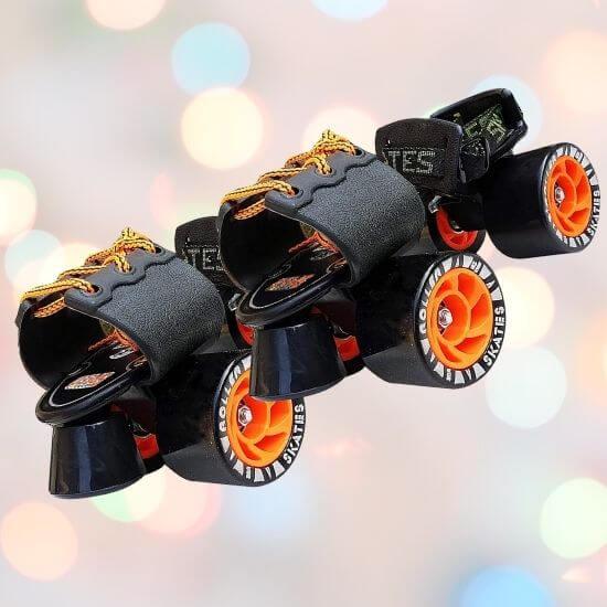 Best Gifts for Children - Adjustable Quad Roller Skates