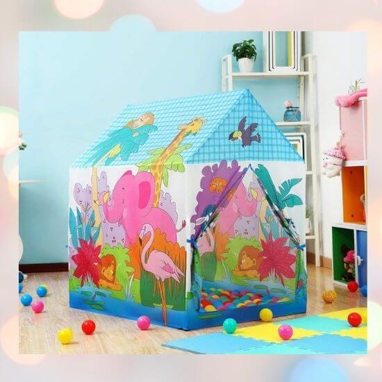 Best Gifts for Children - Kids Play Tent House
