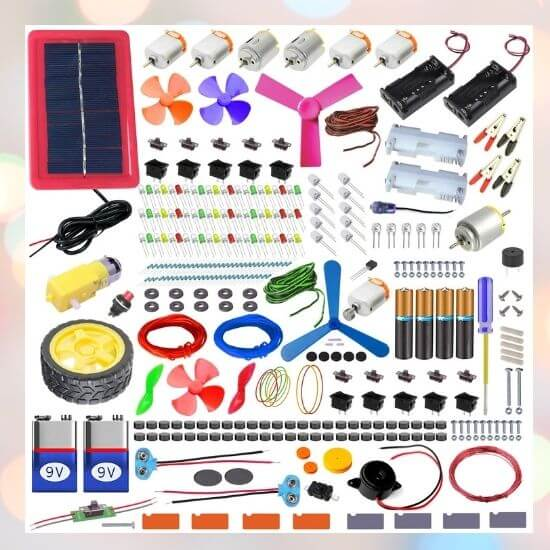 Best Gifts for Kids - DIY Science invention kit
