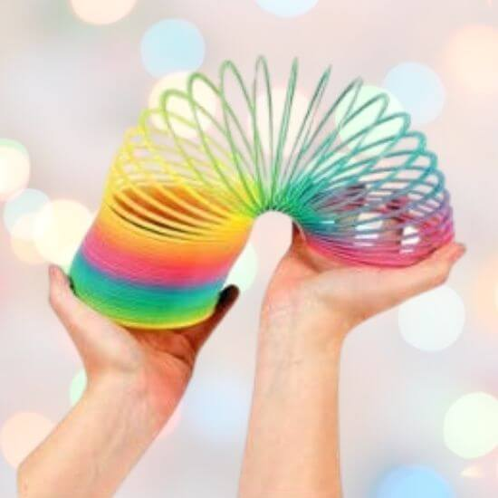 Best Gifts for Kids - Magic Spring Rainbow