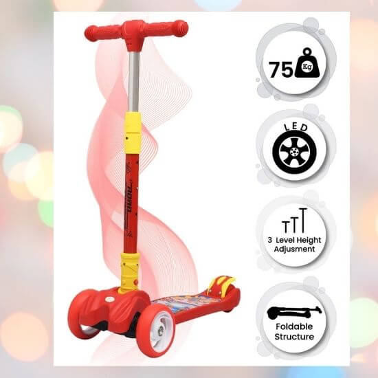 Best Gifts for Kids - Road Runner Scooter for Kids