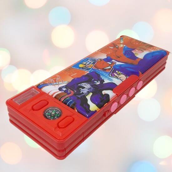 Best Gifts for Kids - Ultimate Spider Man Pencil Box