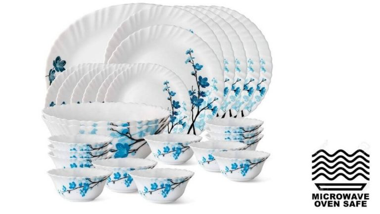 Best Microwave Safe Dinner set and plates
