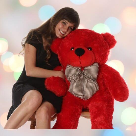 Gifts for Girls - Extra Large Soft Teddy