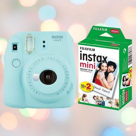 Gifts for Girls - Instant Camera with Film