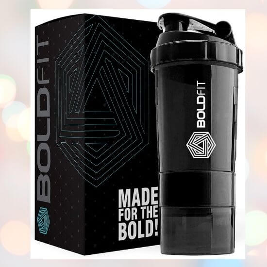 Gifts for Him - Gym Shaker Bottle