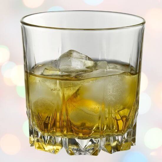 Gifts for Him - Set of 6 Whisky Glasses