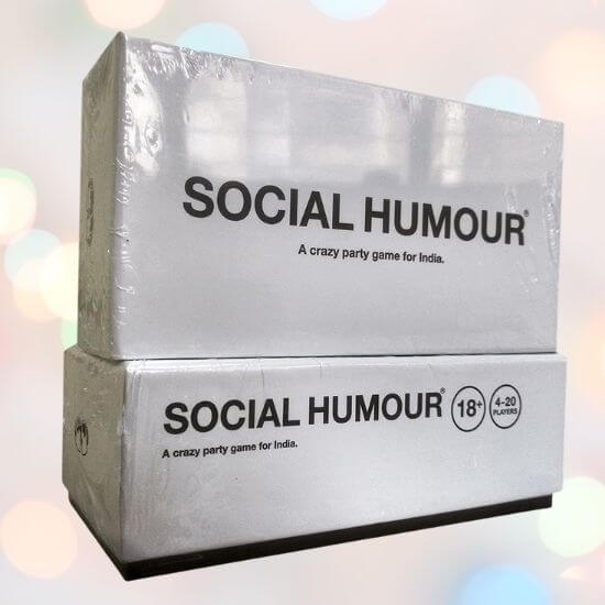 Gifts for Him - Social Humour Adult card game