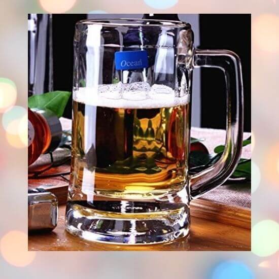 Gifts for Men - Beer Glass Mugs
