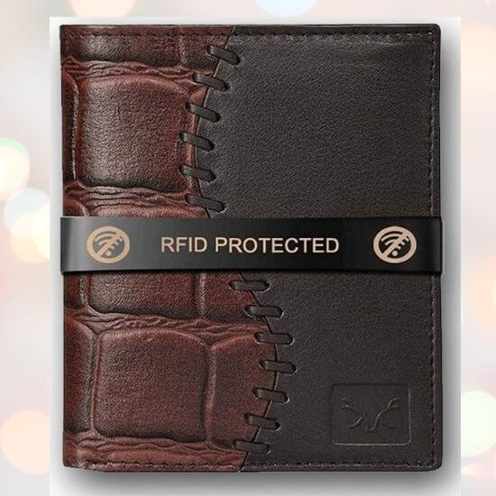 Gifts for Men - RFID Protected Wallet