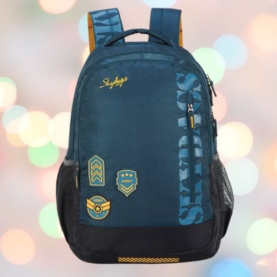 Gifts for Teenager Boys - Skybags Casual Backpack