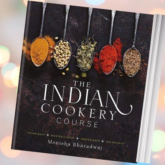 Indian Cuisine Recipe Book