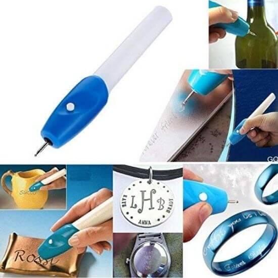 Unique Kitchen Gadgets - Engraving Pen Etching Tool