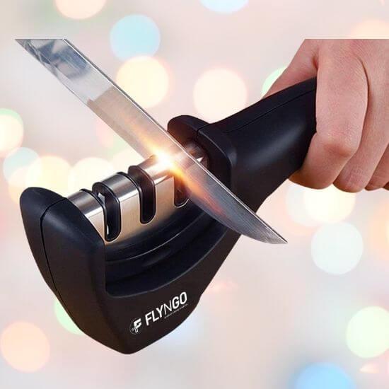 Unique Kitchen Gadgets - Manual Knife Sharpener
