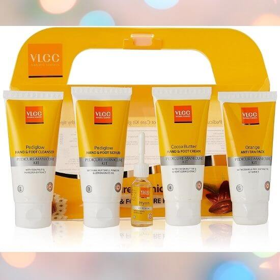 Gifts for Women- VLCC Pedicure And Manicure Kit