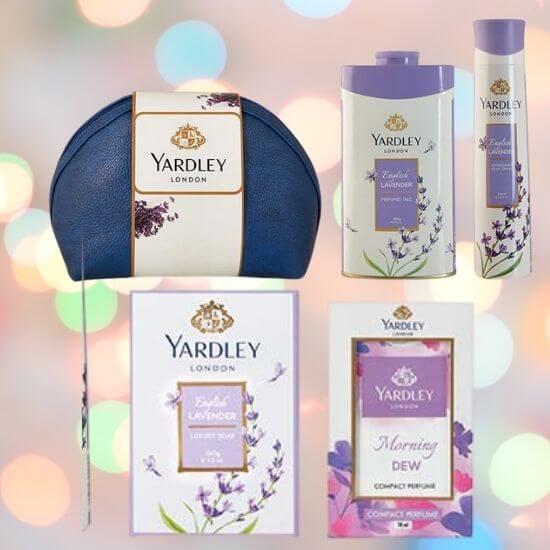 Yardley London English Lavender Range Gift Pack