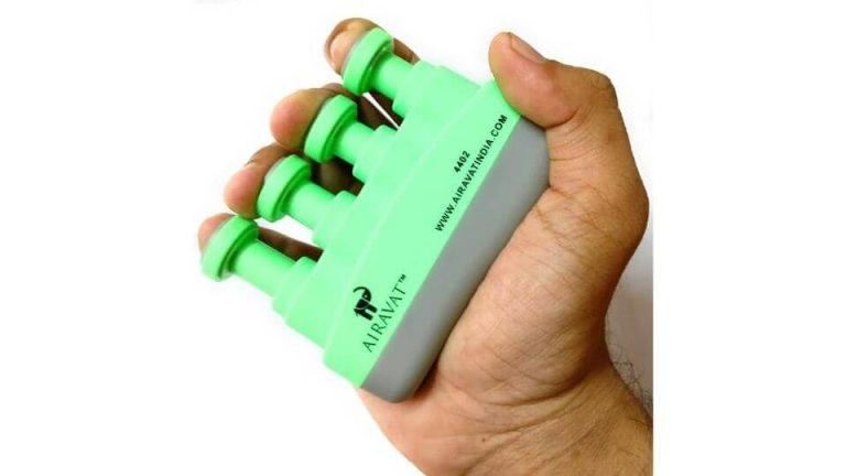 Adjustable Finger Exercise Grip Builder