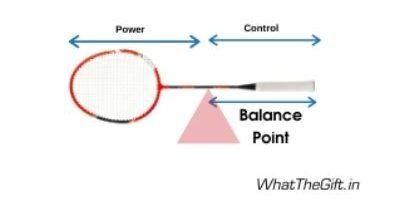 Balance of Badminton Racket