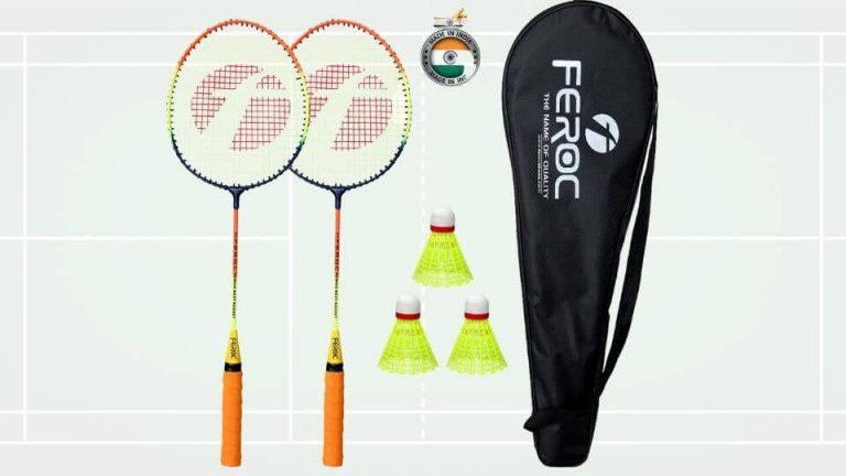 Feroc Badminton Racket Set
