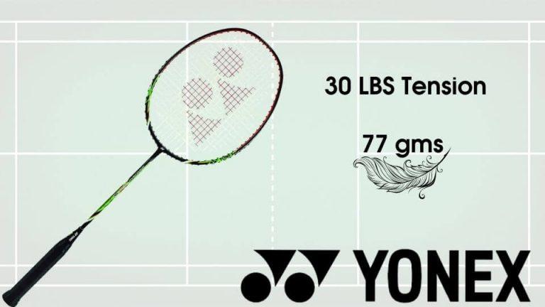 Yonex Nanoray Light 9i Graphite Badminton Racquet