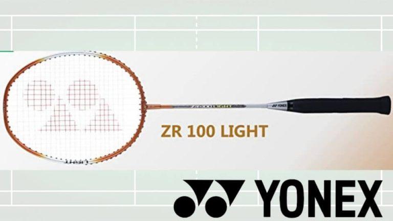 Yonex ZR 100 Light Aluminium Badminton Racquet