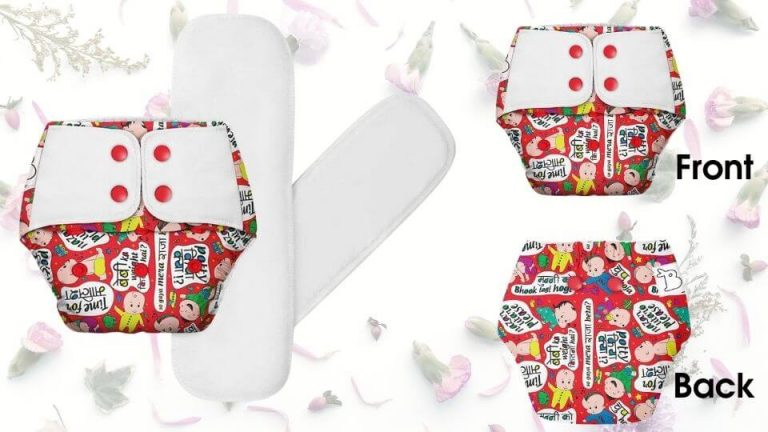 SuperBottoms free size diapers